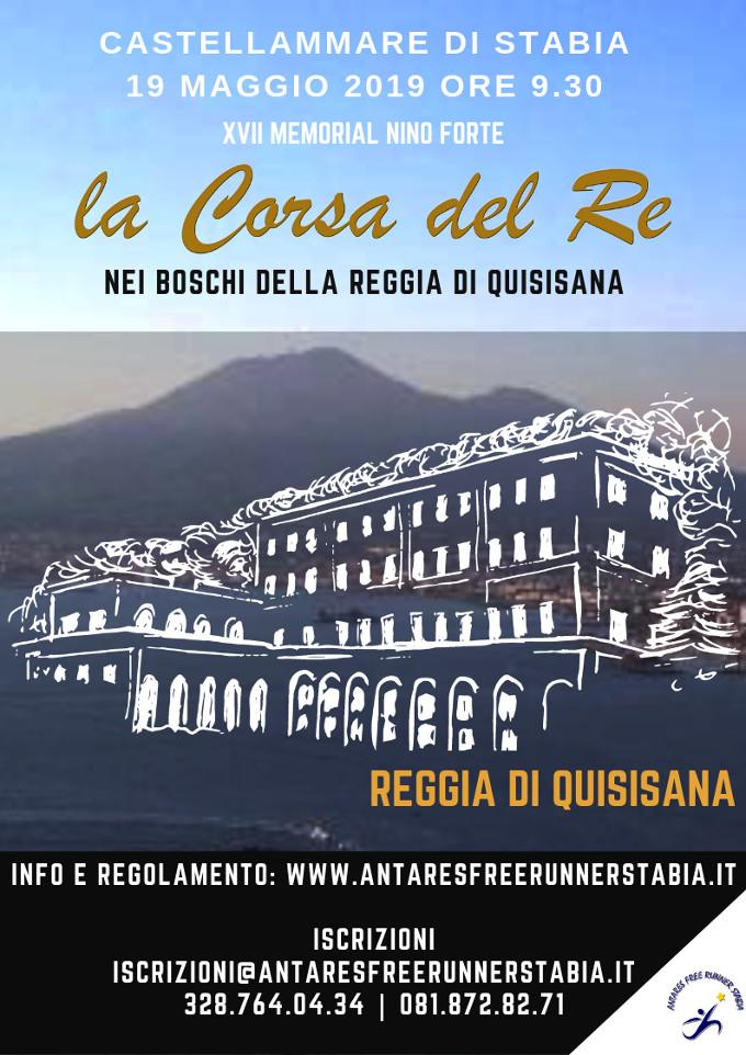LA CORSA DEL RE 2019 quisisana castellammare