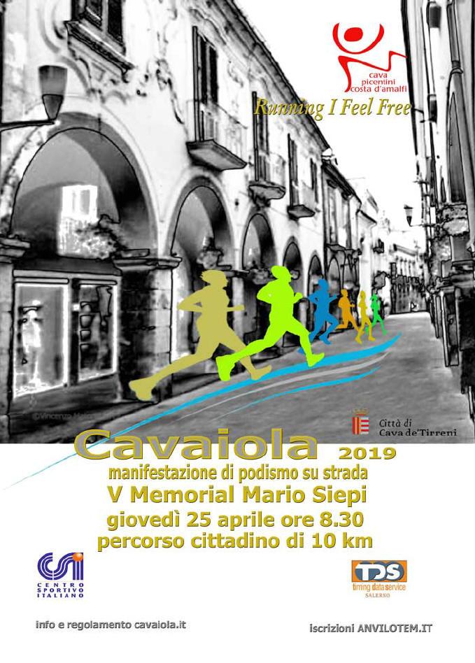 La Cavaiola 2019 Memorial Mario Siepi Cava dei Tirreni