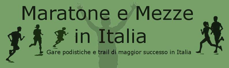 Calendario Mezze Maratone Europa.Maratone In Italia Calendario Delle Maratone E Delle