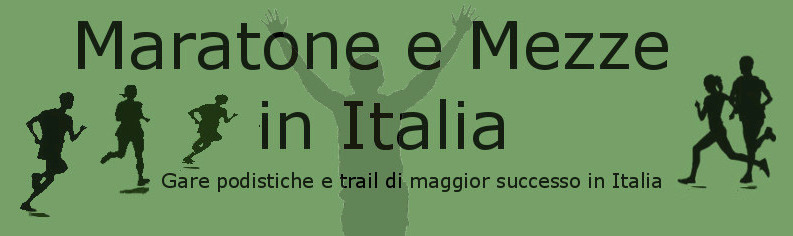 Calendario Maratone Internazionali 2020.Maratone In Italia Calendario Delle Maratone E Delle